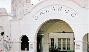 Orlando Train Station By DanTD - Own work, CC BY 3.0